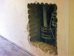 Betonbohren, Beton bohren Wand. Betonbohrer. Moderne Betonbearbeitung by BOWO