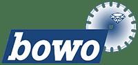 Logo bowo, Betonbearbeitung, Betonbohren, Betonsägen