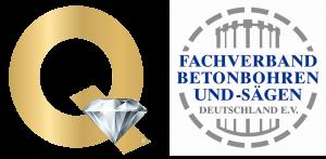 Betonbohren Betonsägen Fachverband Qualitätssiegel, Bowo