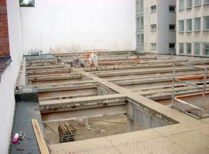 Betonbohren, Beton bohren. Betonbohrer. Moderne Betonbearbeitung by BOWO . WDR Köln.